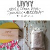 Custom Rubber Stamps // Livvy & Giveaway winner