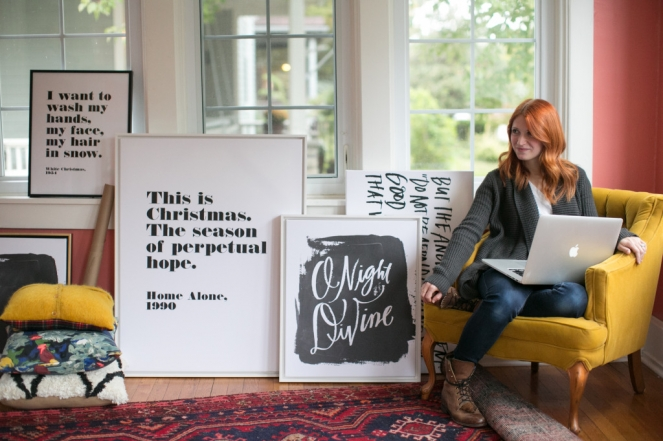 Lindsay Letters Holiday 2014