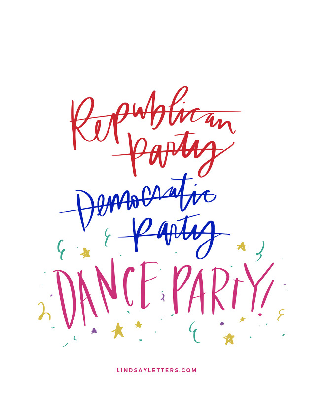 lindsayletters_danceparty