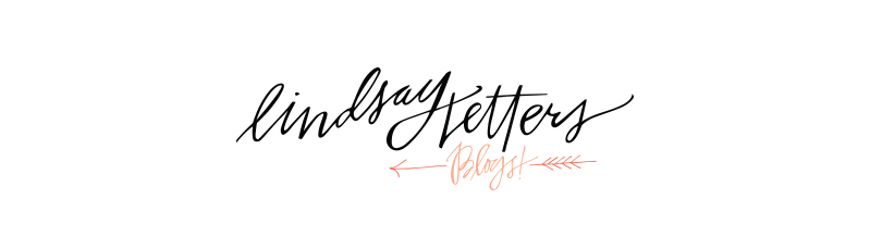lindsay letters logo